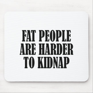 fat people mouse pad