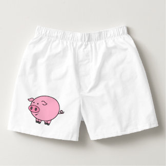 Fat Pink PIg Boxers