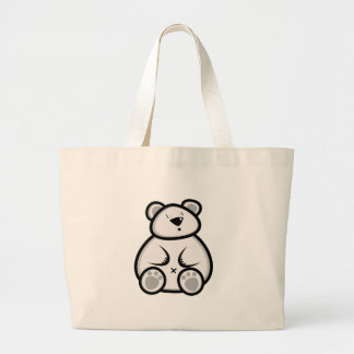 Fat Polar Bear Bag