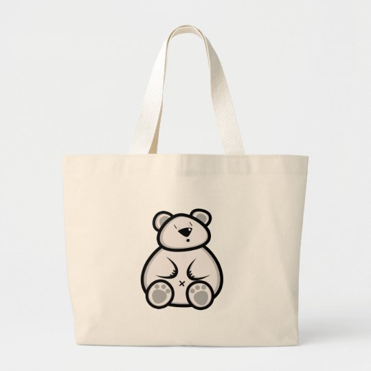 Fat Polar Bear Bag