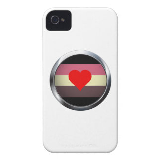 FAT PRIDE MEDALLION iPhone 4 COVER