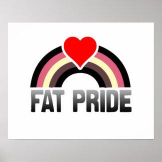 Fat Pride Poster