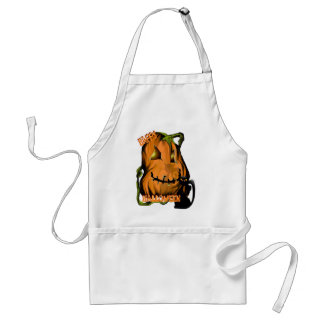 Fat Pumpkin and Black Kitty Aprons