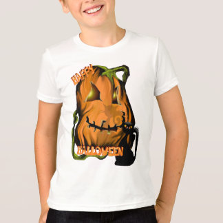 Fat Pumpkin and Black Kitty Shirt