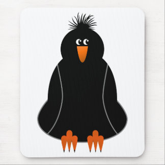 Fat Raven Mouse Pad