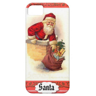 Fat Santa Christmas Phone Cover iPhone 5 Covers