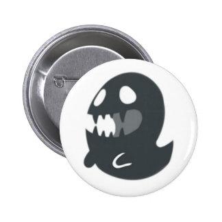 Fat Spectre Pinback Button
