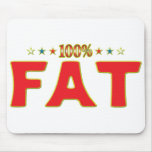 Fat Star Tag Mouse Mat