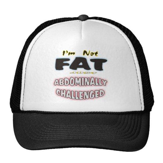 FAT TRUCKER HAT