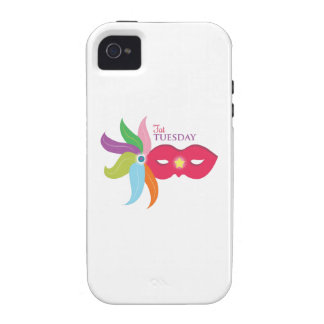 Fat Tuesday iPhone 4 Covers