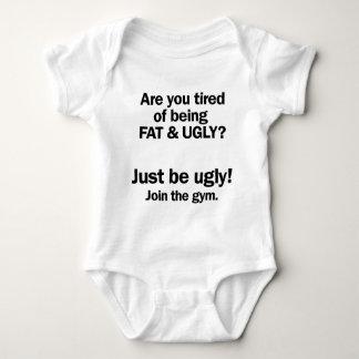 Fat & Ugly T Shirts