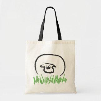 Fat White Sheep Bags