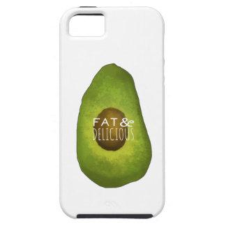 FAT y delicioso Funda Para iPhone 5 Tough
