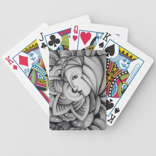 Fata Morgana Playing Cards
