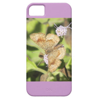 Fatal Metalmark Butterfly iPhone Case