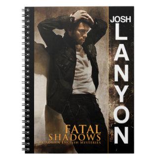 Fatal Shadows notebook