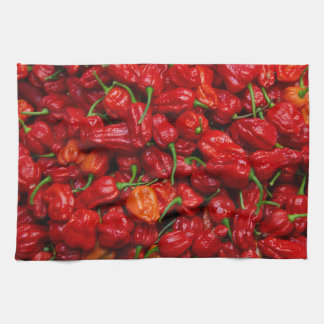 Fatalii's Chile Peppers 2 Towel