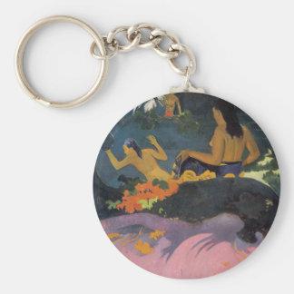 'Fatata Te Miti' - Paul Gauguin Keychain