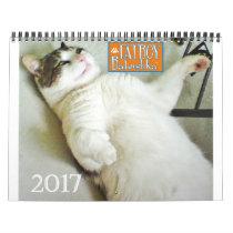Fatboy Babushka 2017 Calendar