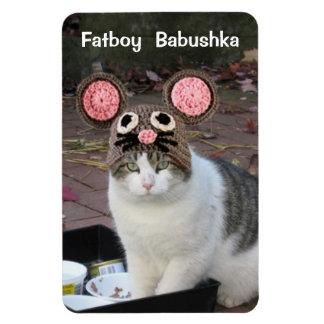 FATBOY BABUSHKA MAGNET
