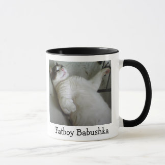Fatboy Babushka Mug