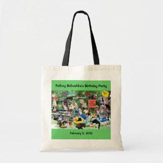 Fatboy Babushka's Pool Party Budget Tote Bag