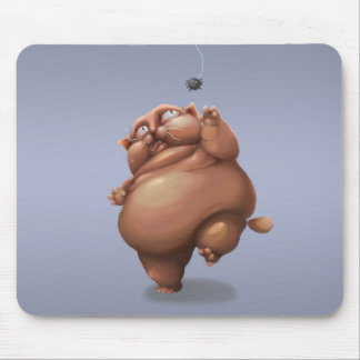 Fatcat Mouspad Mouse Pad