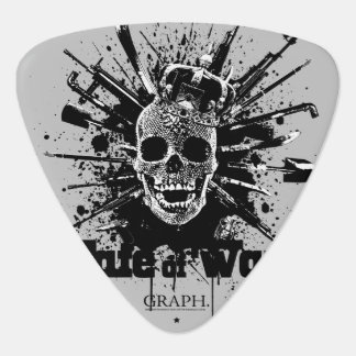 Fate of War for music Guitar Pick