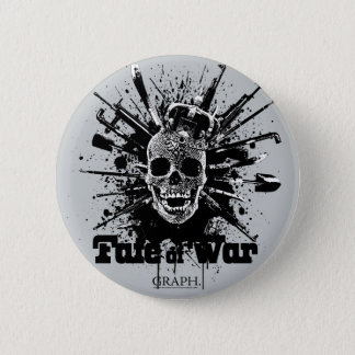Fate of War Pinback Button