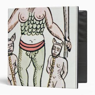 Fate, tarot card, French Binder