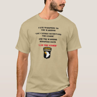 FATE WHISPERS TO THE WARRIOR, T-Shirt