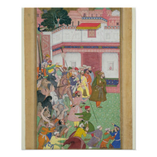 Fatepur Sikiri, 1573: Hasain Quli Khan-l Jahan pre Poster
