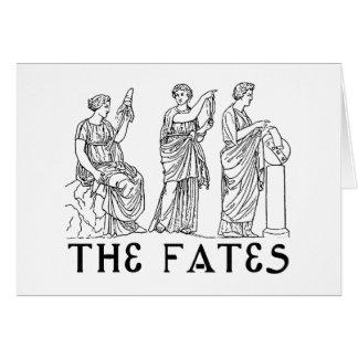 Fates Card