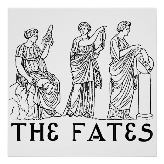 Fates Poster