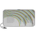 fatfatin Curvy Party Stripes Doodle Speakers