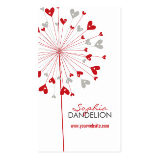 fatfatin Dandelions Love 03 Profile Card
