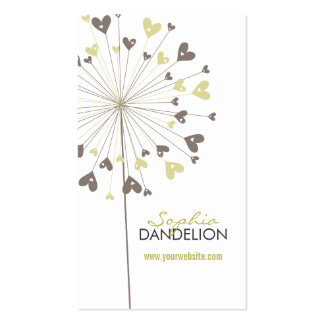 fatfatin Dandelions Love 04 Profile Card