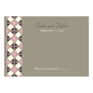 fatfatin Deco Rings Band Guest Place Card