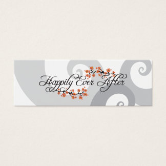 fatfatin Happily Ever After Hibiscus Gift Tag