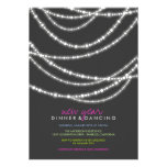 fatfatin New Year Sparkles Dinner Party Invite