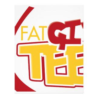 FatGirlTees 1 Plantillas De Membrete