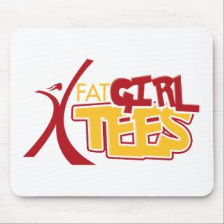 FatGirlTees 1 Mouse Pad