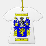 Fath Coat of arms Christmas Ornaments