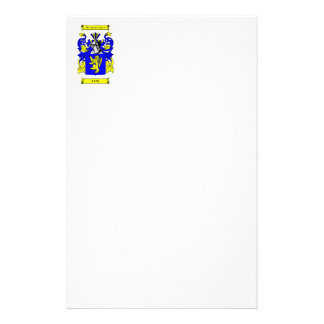 Fath Coat of arms Stationery