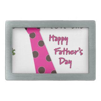 Father #15 rectangular belt buckle