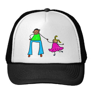 Father And Daughter Trucker Hat