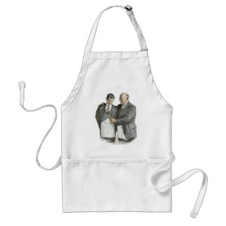 Father and Son Apron