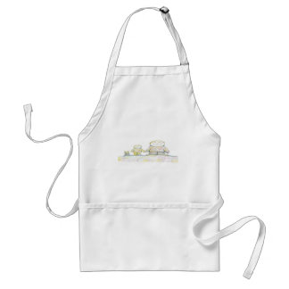 Father and Son Adult Apron