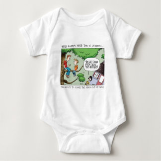 Father and Son Baby Bodysuit