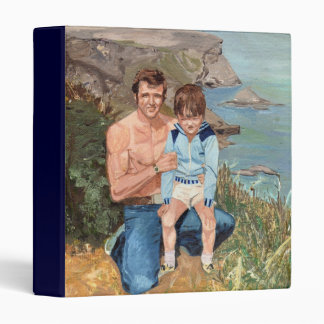 'Father and Son' Binder